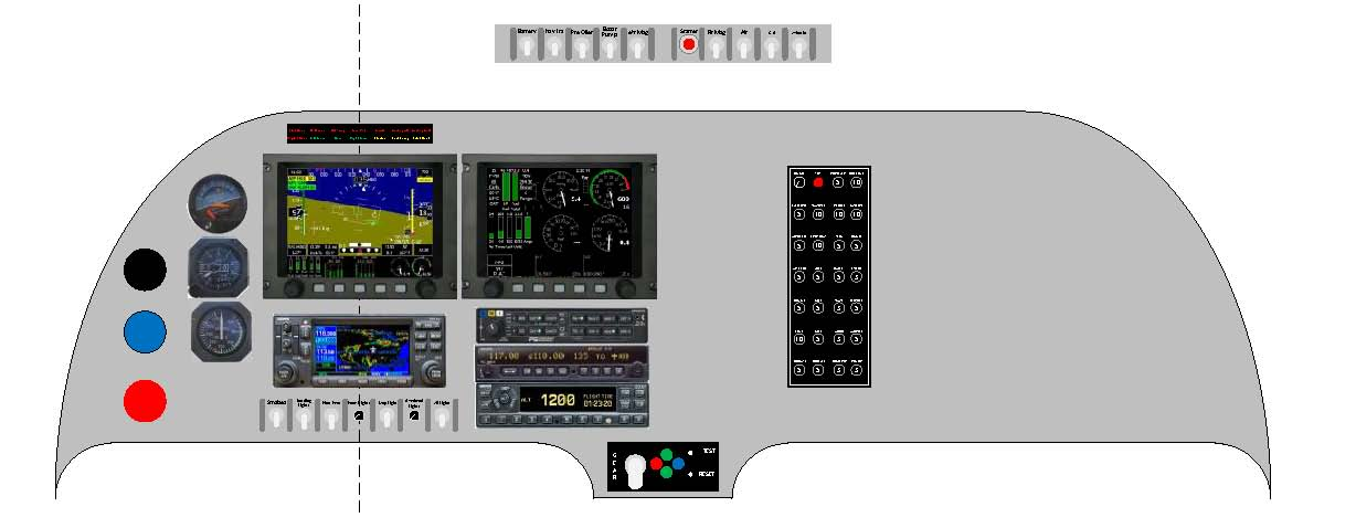 13.2 Instrument Panel Layout | The Big Build